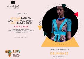 AFAM Featured Designer DELPHINEZ